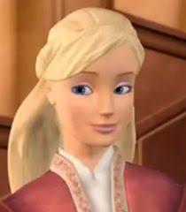 voice barbie princess annika barbie magic