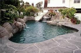 swimming pool landscaping ideas pictures backyard rocks design