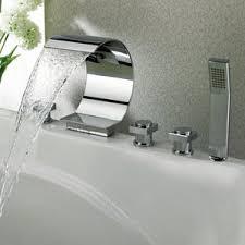 Bathroom Tub Faucets 5 Hole Bathtub Faucets You U0027ll Love Wayfair