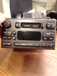 used 2002 jaguar s type electrical radio audio receiver am fm ste