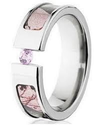 Pink Camo Wedding Rings by Pink Rings For Her U2013 Camo Wedding Guide