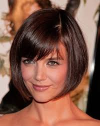 short hairstyles for women over 60 with fine hair katie holmes photo galleries of her hair over the years chin