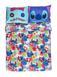 disney lilo u0026 stitch hibiscus sheet topic