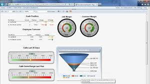 report builder templates executive dashboard with ssrs