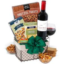 gift baskets with wine wine countryside gift basket by gourmetgiftbaskets