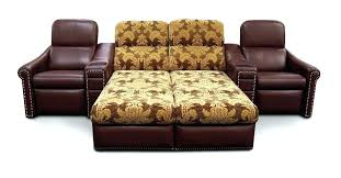 Yellow Leather Recliner Leather Reclining Sectional Sofa With Chaise Recliner Lounge