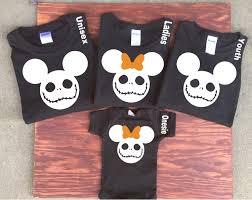 Disney Halloween Tee Shirts by Skeleton Disney Shirt Disney Halloween T Shirts Minnie And