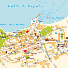 Map Of Italy Cities by Map Sorrento Campania Italy Maps And Directions At Map