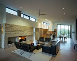 living area designs great living room designs with stone walls