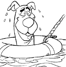 33 scooby doo coloring pages images scooby doo