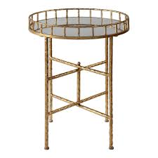 Gold Accent Table Uttermost Tilly Bright Gold Accent Table On Sale