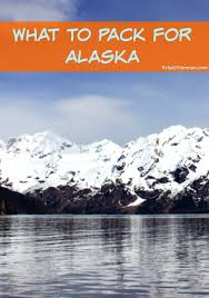 Alaska time travel books images What to pack for an alaska adventure jpg