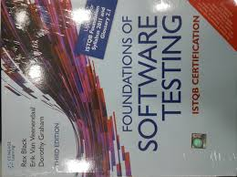 buy foundations of software testing istqb certification book