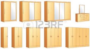 armoire de chambre à coucher armoires chambre armoire adulte coloris htre aden armoire de