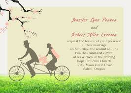 wedding card from groom to wedding invitation ideas awesome wedding invitations