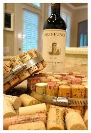 diy wine cork pads hometalk