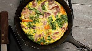 sweet potato recipes thanksgiving leftover sweet potato and bacon frittata for your post