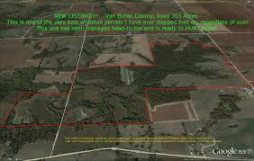 Google Maps Iowa Van Buren Co Ia Farm For Sale