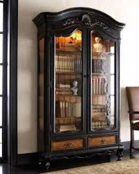 Natural Wood Bookcases Antique Bookcases Foter