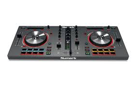 amazon com numark mixtrack 3 all in one controller solution