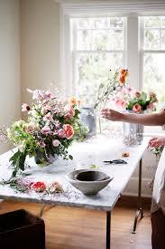 Coco Kelley Floral Tutorial A Wild Spring Floral Arrangement Coco Kelley