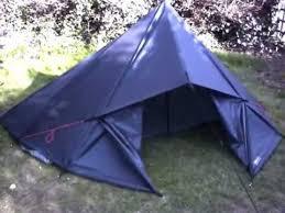 ultralight dd tarp tent with 3m x 3m tarp youtube