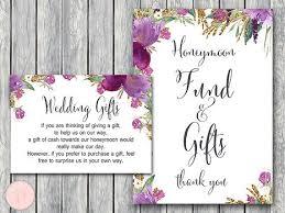 wedding gift honeymoon fund wedding invitation wording honeymoon contribution luxury the 25