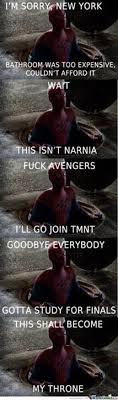The Amazing Spiderman Memes - the amazing spider ma memes humor pinterest amazing spider