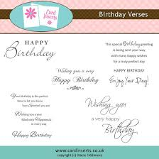 103 best sentiments verses images on cards birthday
