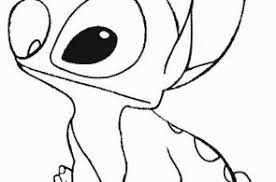 stitch coloring pages disney archives design kids design kids