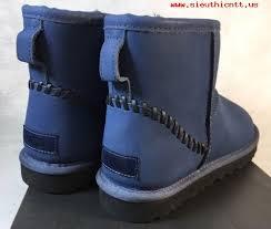 s ugg australia mini deco boots outlet ugg australia mens mini stitch deco boots navy blue