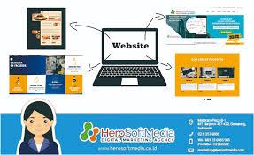 membuat web interaktif software untuk membuat website
