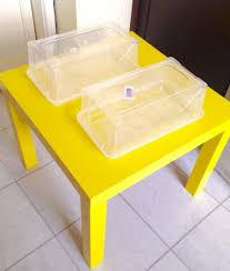 Ikea Coffee Table Lack Ikea Hack Lack Table To Play Table Hometalk