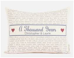 cotton anniversary gifts for him awesome 2nd wedding anniversary gifts for him wedding ideas