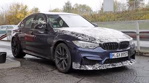 2018 bmw m3 cs caught feeding its 460 horsepower engine