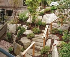 Rock Garden Seattle Rock Installation Environmental Construction Inc