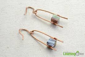 cheap personalized jewelry cheap personalized jewelry diy wire wishbone pattern earrings