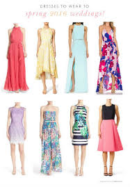 spring wedding guest dresses for 2016 dresses for wedding guests