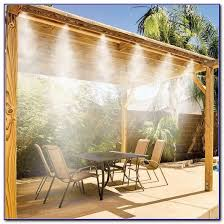Patio Misting Kits Patio Misting Systems Bunnings Patios Home Decorating Ideas
