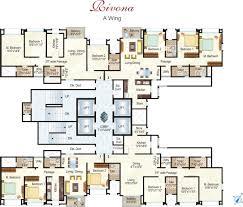 floor plan sura estate consultancy hiranandani heritage at