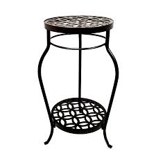 plant stand home design and decor wrought iron planters tall