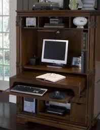 Corner Computer Armoire Riverside Computer Armoire Foter