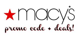 macys promo code and deals
