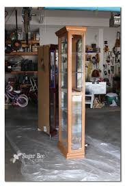 Curio Cabinet Diy 57 Best Curio Cabinets Images On Pinterest Curio Cabinets