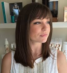 shoulder length hairstyles fine haired women in their 40s 40 amazing medium length hairstyles shoulder length haircuts 2018