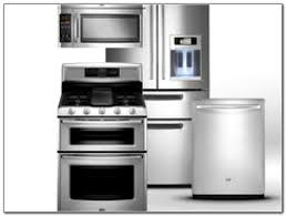 Kitchen Appliances Packages - retro kitchen appliance packages kitchen set home decorating