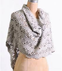 crochet wrap blue sky fibers metalico crochet wrap pattern