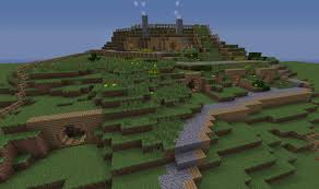 The Shire Map Lord Of The Rings Custom Map Custom Plugins Builders Needed