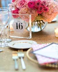 Wedding Table Number Ideas Shabby Chic Table Numbers With Distressed Frames Vintage Rustic
