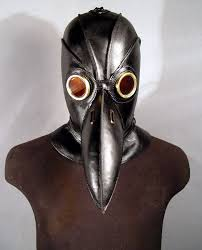 plague doctor s mask bob basset s lair black plague doctor mask
